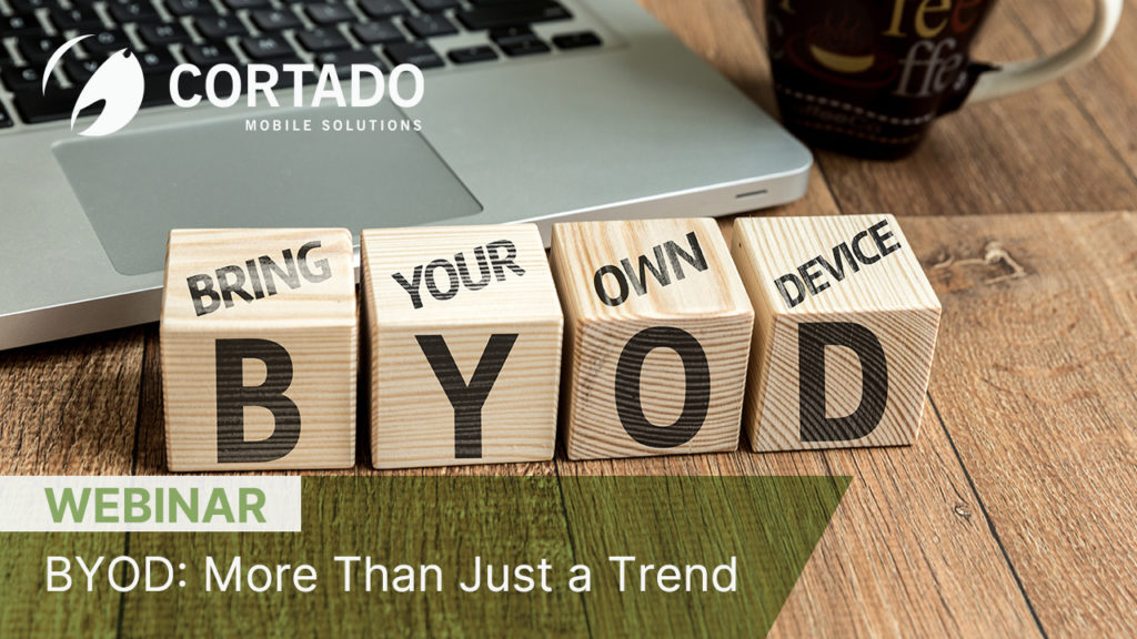 BYOD: More Than Just a Trend